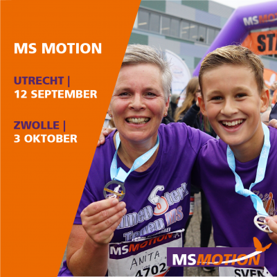 MS Motion 2021 - Nationaal MS Fonds